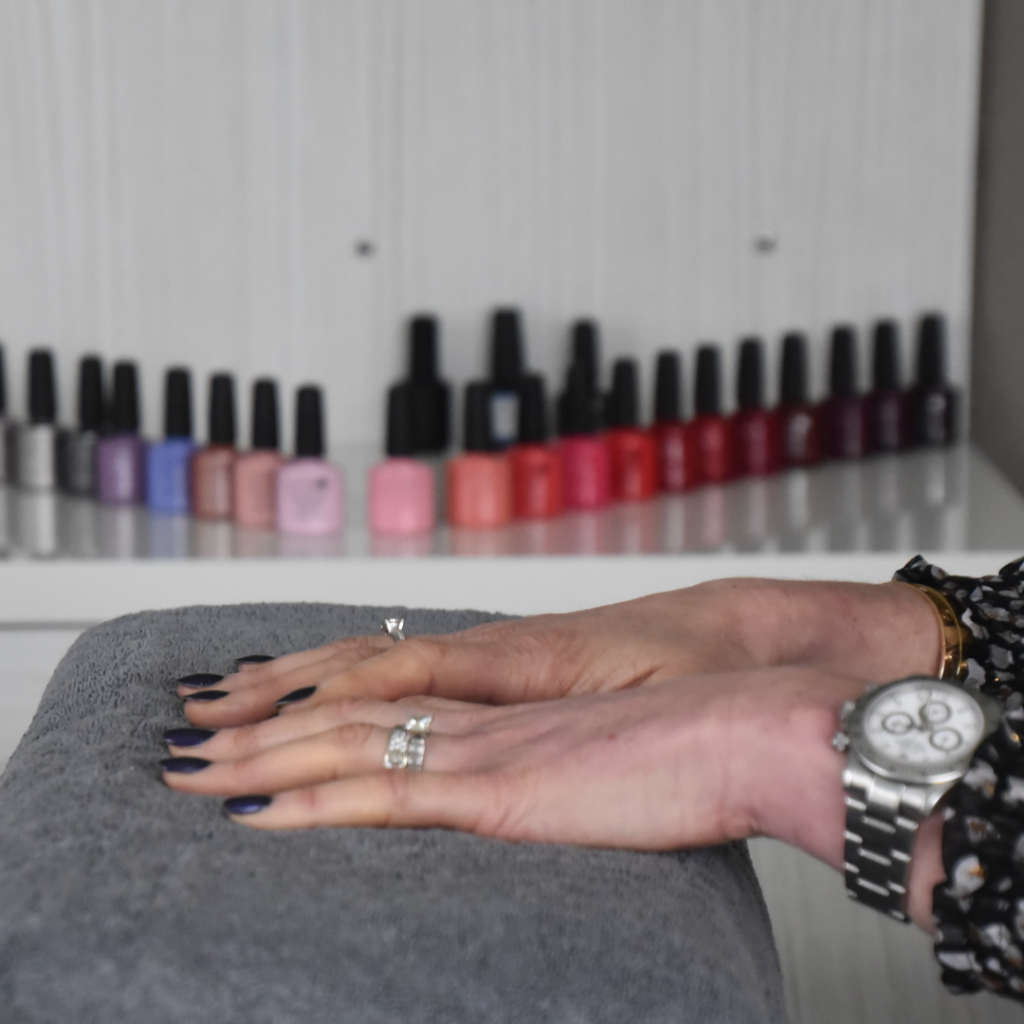 manicure deluxe